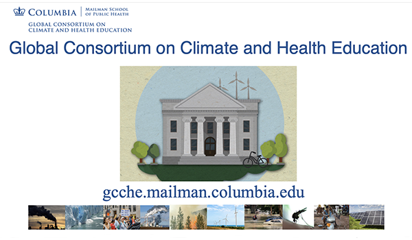Global Consortium on Climate and Health Education