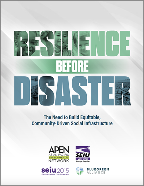 Resilience Before Disaster: The Need to Build Equitable, Community-Driven Social Infrastructure